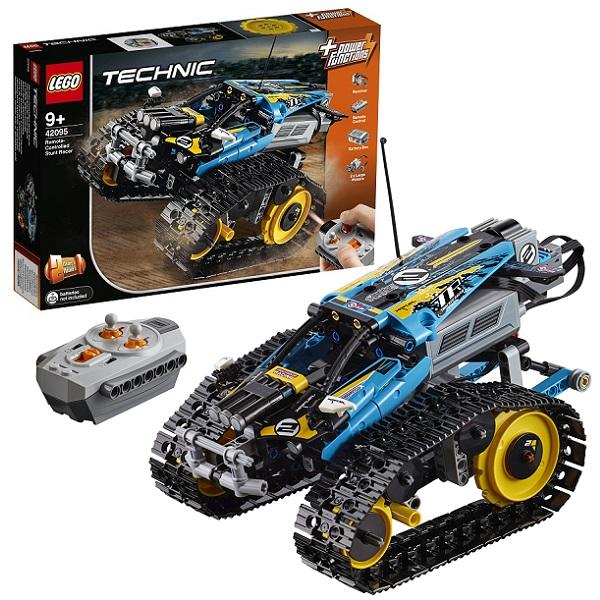 Купить LEGO Technic 42095 Конструктор ЛЕГО Техник Скоростной вездеход с ДУ, Конструкторы LEGO