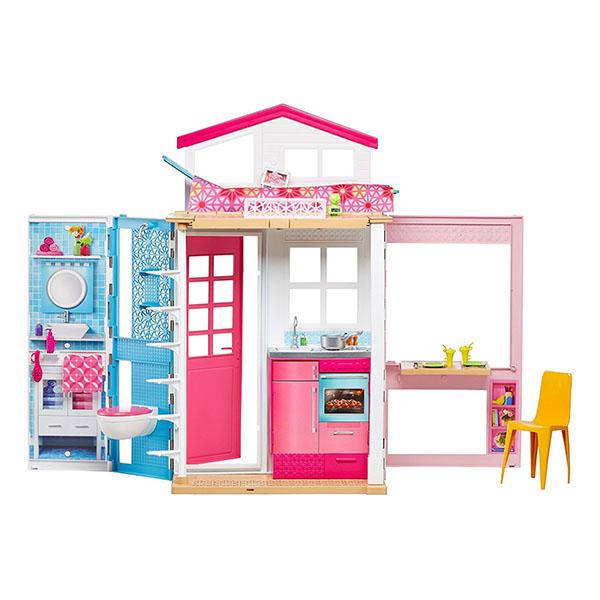 Купить Mattel Barbie DVV47 Домик Барби, Кукольный домик Mattel Barbie