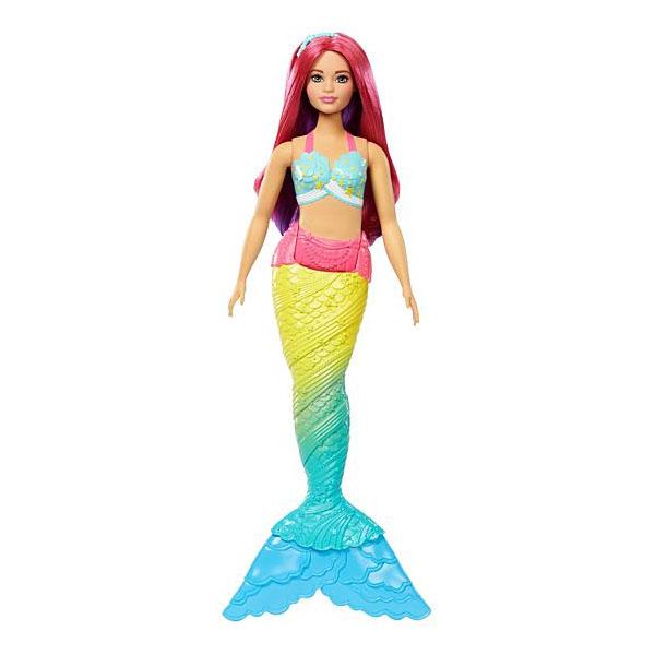 Купить Mattel Barbie FJC93 Барби Волшебные русалочки , Куклы и пупсы Mattel Barbie
