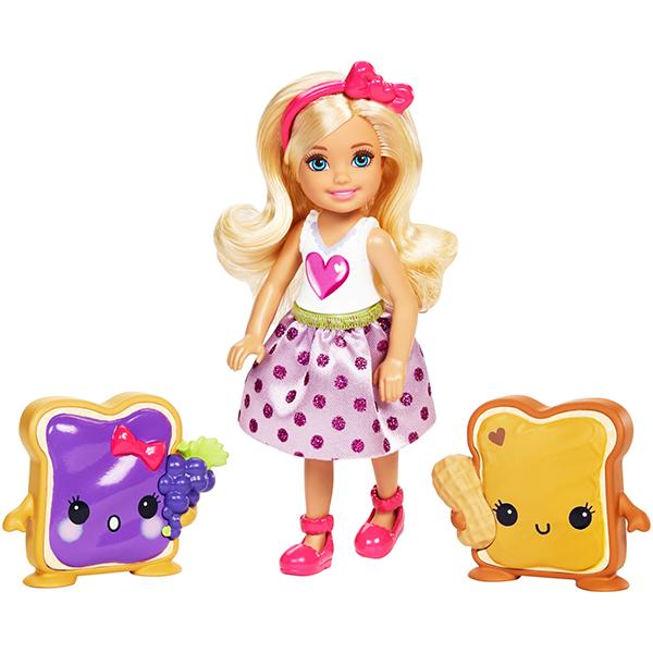 Купить Mattel Barbie FDJ10 Барби Челси и друзья, Кукла Mattel Barbie
