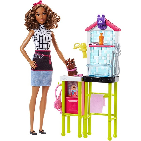 Mattel Barbie FJB31 Барби Игровые наборы из серии Профессии - Куклы и аксессуары