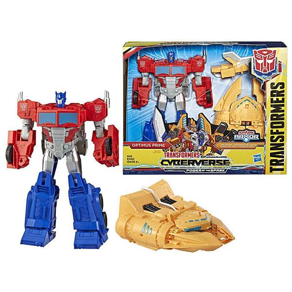 Купить Hasbro Transformers E4218 ТРАНСФОРМЕРЫ ОПТИМУС ПРАЙМ 28см, Игровые наборы и фигурки для детей Hasbro Transformers