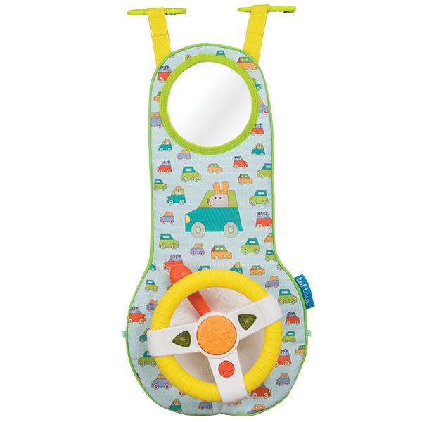 Купить Taf Toys 11135 Таф Тойс Руль для игры в автомобиле, Игрушка для малышей TAF TOYS