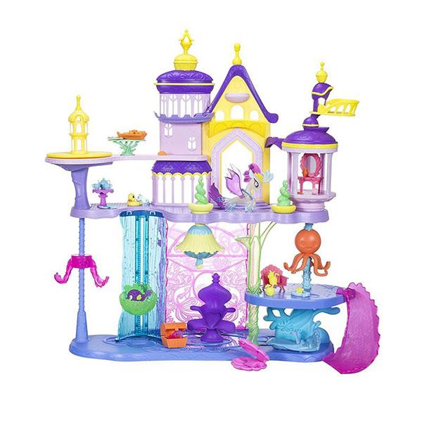 Купить Hasbro My Little Pony C1057 Май Литл Пони Игровой набор Волшебный Замок , Игровой набор Hasbro My Little Pony