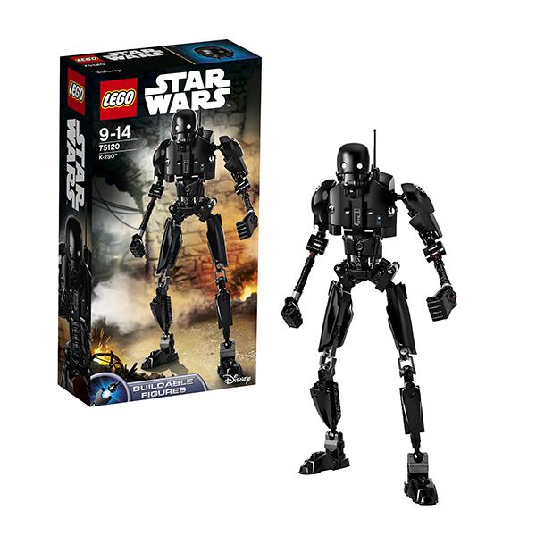 Купить Lego Star Wars 75120 Лего Звездные Войны K-2SO, Конструктор LEGO