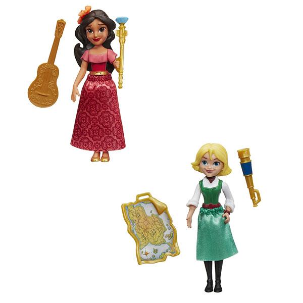 Купить Hasbro Disney Princess C0380 Маленькие куклы Елена - принцесса Авалора (в ассортименте), Кукла Hasbro Disney Princess
