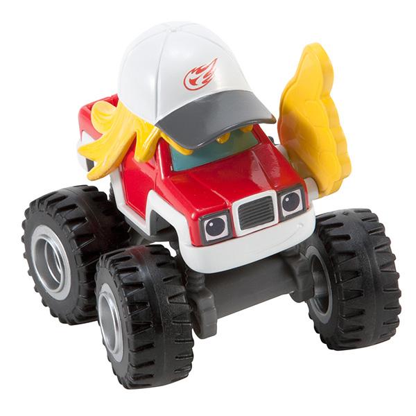 Mattel Blaze DGK38 Вспыш и его друзья, Джо, арт:144362 - Машинки из мультфильмов, Транспорт
