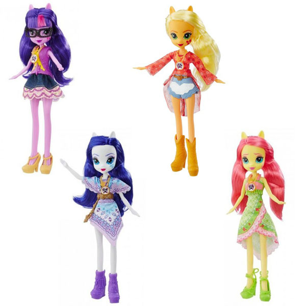 Купить Hasbro My Little Pony B6476 Equestria Girls Кукла Легенда Вечнозеленого леса (в ассортименте), Куклы и пупсы Hasbro Equestria Girls