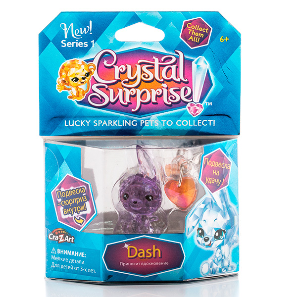 Фигурка Crystal Surprise