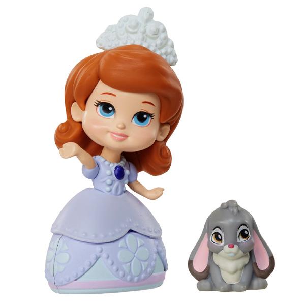 Купить Disney Princess 011500 Принцессы Дисней Персонаж сериала София Прекрасная 7, 5 см (в ассортименте), Кукла Disney Princess
