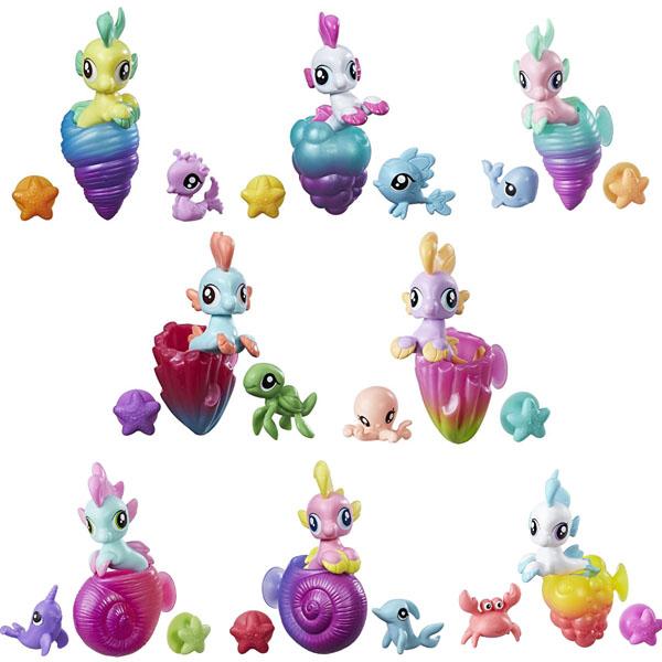 Купить Hasbro My Little Pony C0719 Май Литл Пони Мерцание пони-подружки (в ассортименте), Игровые наборы Hasbro My Little Pony