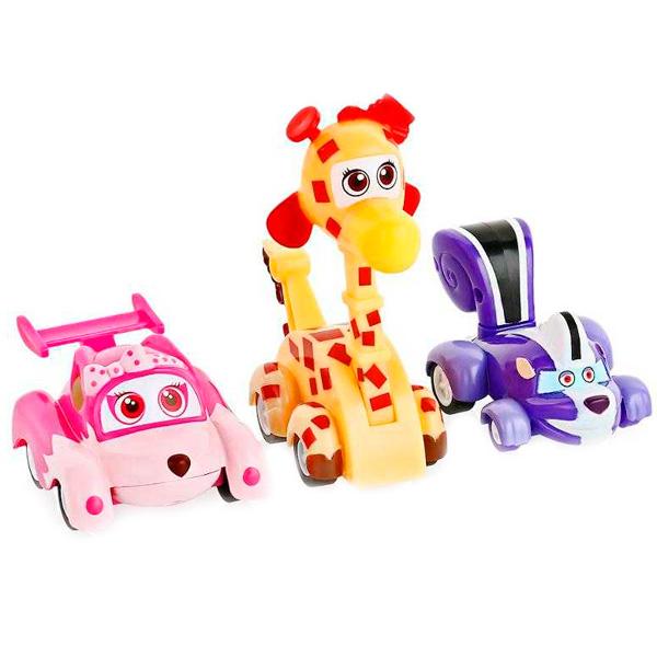 Набор машинок Vroomiz - Машинки для малышей (1-3), артикул:120535