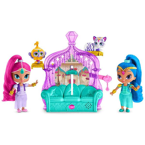 Игровой набор Mattel Shimmer&Shine - Любимые герои, артикул:149651