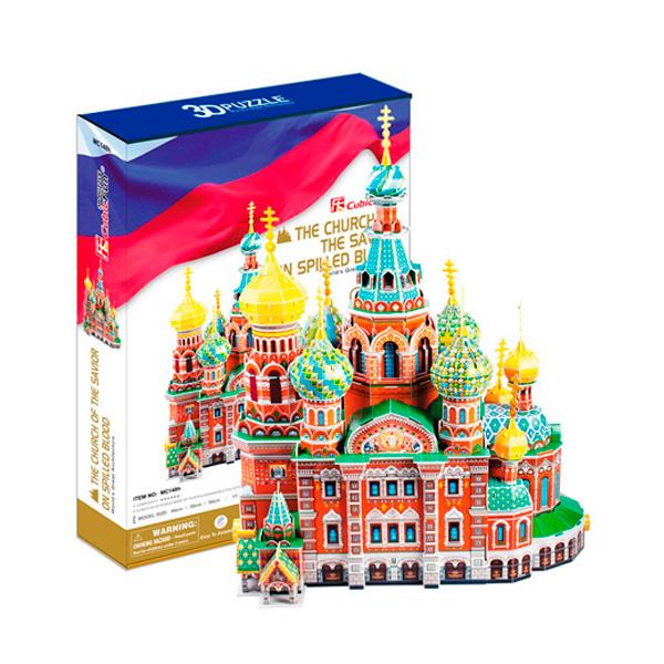 3D пазлы Cubic Fun - 3D пазлы, артикул:39468
