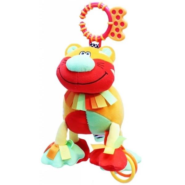 Купить ROXY-KIDS RBT20002 Игрушка развивающая Тигренок Бонс со звуком, Развивающие игрушки для малышей ROXY-KIDS