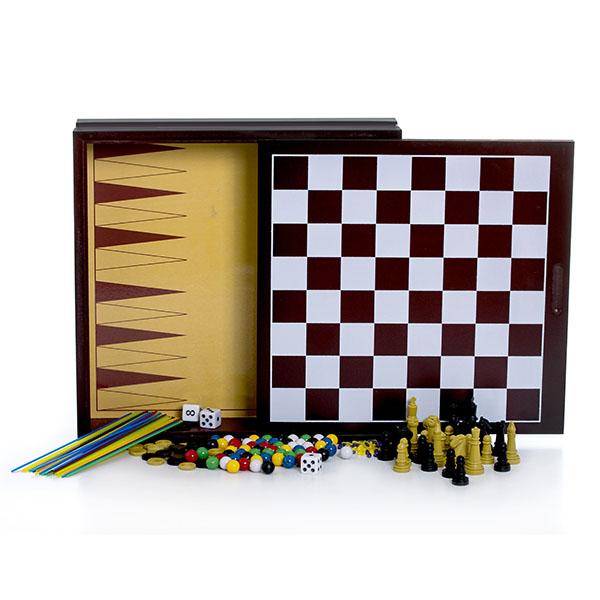 Купить Spin Master 6033153 Семейный набор из 10 настольных игр, Настольная игра Spin Master