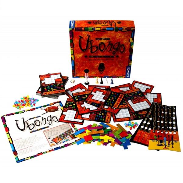 Magellan MAG02729 Настольная игра Убонго (2-е издание)