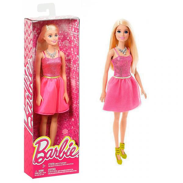 Купить Mattel Barbie DGX82 Барби Кукла серия Сияние моды , Кукла Mattel Barbie