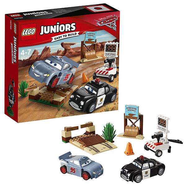 Конструктор LEGO - Джуниорс, артикул:148589