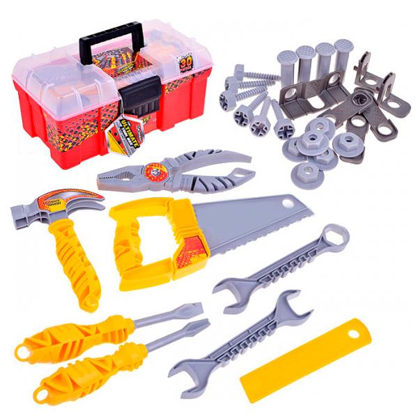 Lanard 50410 Набор инструментовWorkman (30 штук)
