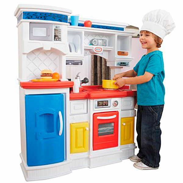 Детская кухня LittleTikes крупногабарит от Toy.ru