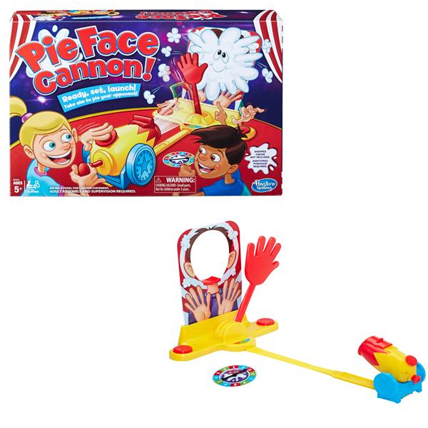Купить Hasbro Other Games E1972 Пирог в лицо Пушка, Игра Hasbro Other Games