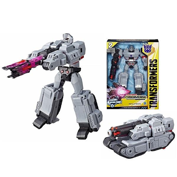 Купить Hasbro Transformers E1885/E2066 Трансформер Кибервселенная 30 см Мегатрон, Игровые наборы и фигурки для детей Hasbro Transformers