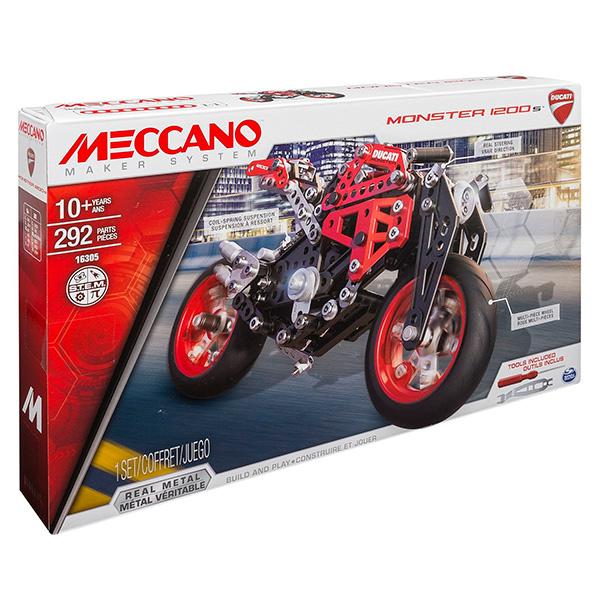 Конструктор Meccano - MECCANO, артикул:138290