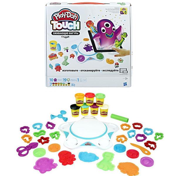 Купить Hasbro Play-Doh C2860 Игровой набор Создай мир , Пластилин Hasbro Play-Doh