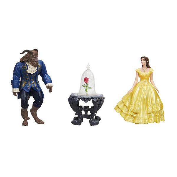 Купить Hasbro Disney Princess B9169 Набор маленьких кукол Белль и Чудовище, Куклы и пупсы Hasbro Disney Princess