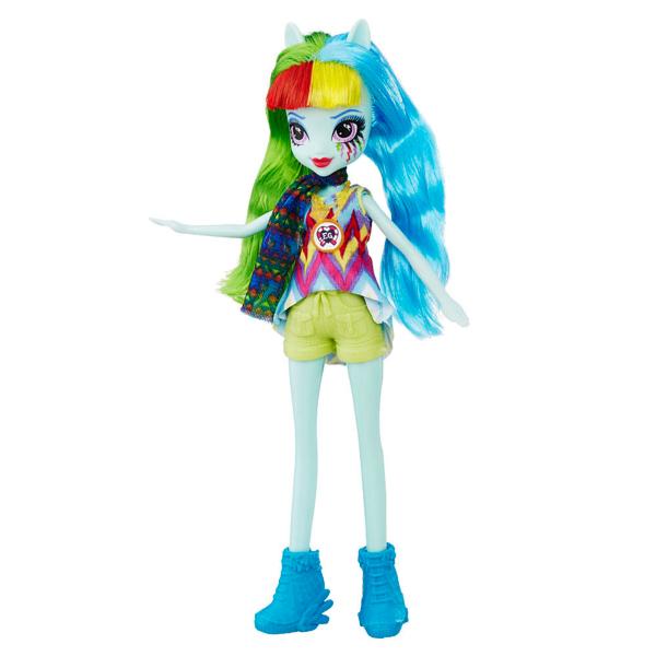 Купить Hasbro My Little Pony B6477 Equestria Girls Кукла Легенда Вечнозеленого леса (в ассортименте), Кукла Hasbro Equestria Girls