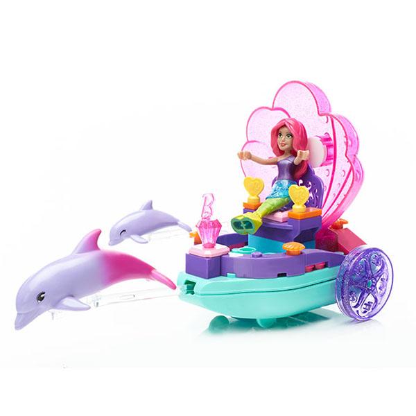 Конструктор Mattel Barbie - Mega Bloks, артикул:150366