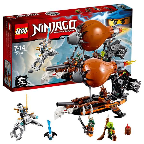 Конструктор LEGO - Ниндзяго, артикул:127060
