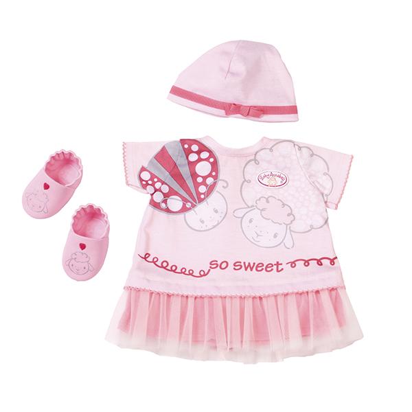 Купить Zapf Creation Baby Annabell 700-198 Бэби Аннабель Одежда для теплых деньков, Одежда для куклы Zapf Creation