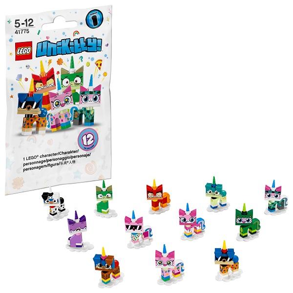 Купить LEGO Minifigures 41775 Конструктор ЛЕГО Минифигурки Unikitty Collectibles Ser, Конструкторы LEGO