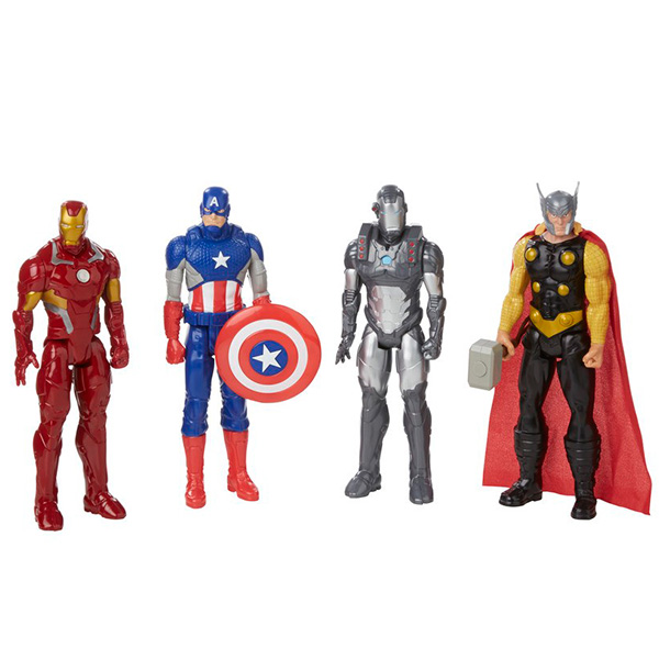 Купить Hasbro Avengers B6660 Фигурки Мстителей из фильма Раскол Титаны 30 см (в ассортименте), Фигурка Hasbro Avengers
