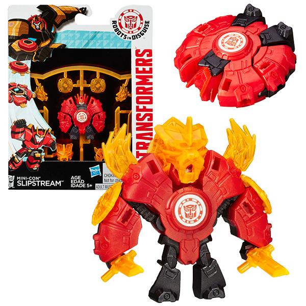 Hasbro Transformers B0763 Трансформеры Роботс-ин-Дисгайз Миниконс (в ассортименте)