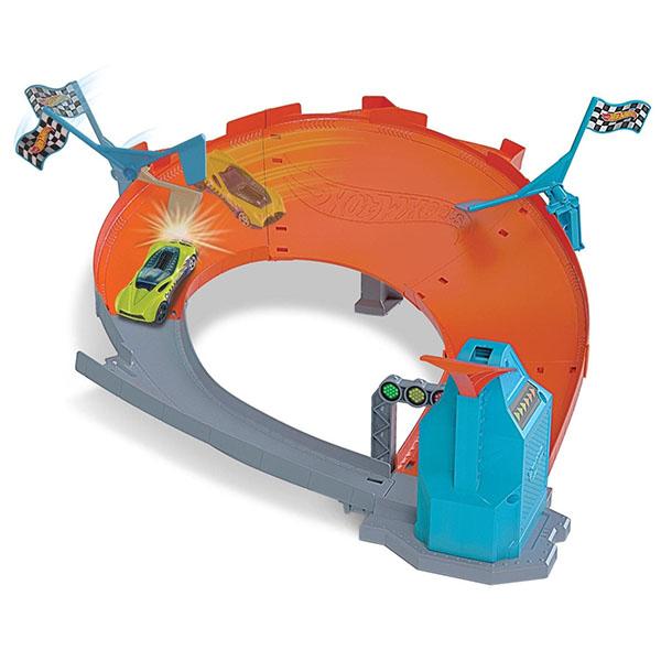 Купить Mattel Hot Wheels GBF84 Хот Вилс Гоночный игровой набор, Игровые наборы Mattel Hot Wheels