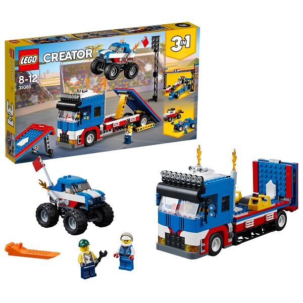 Lego Creator 31085 Конструктор Лего Криэйтор Мобильное шоу, арт:154806 - Криэйтор, Конструкторы LEGO