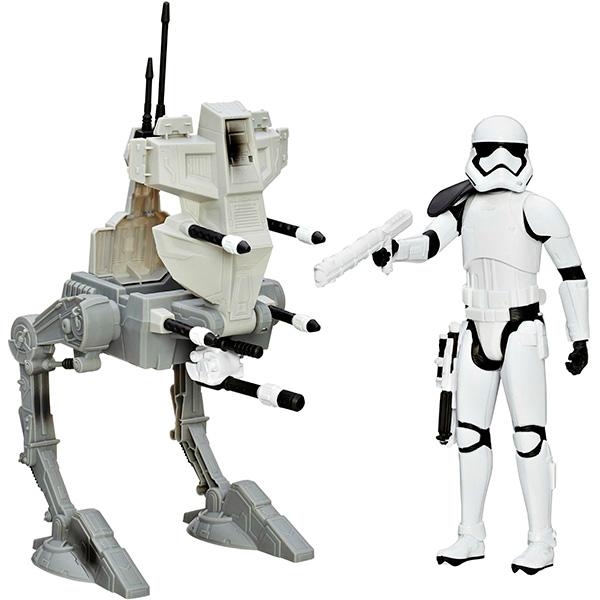 Hasbro Star Wars B3917 Титаны Герои Звездных войн с транспортным средством (в ассортименте)