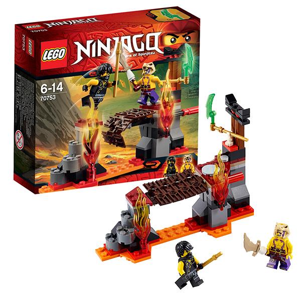 Конструктор Lego Ninjago 70753