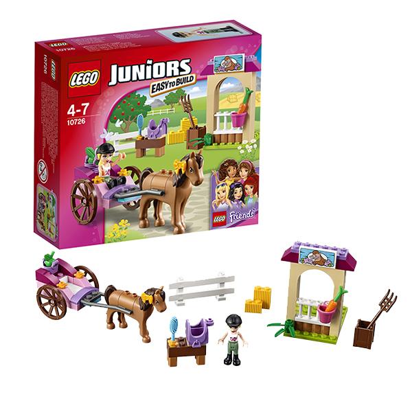Конструктор LEGO - Джуниорс, артикул:139755