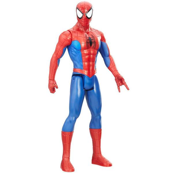 Hasbro Spider-Man E0649 Фигурка Человек-паук, арт:155181 - Супергерои, Игровые наборы