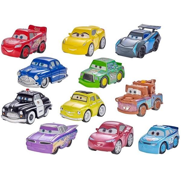 Игрушечные машинки и техника Mattel Cars - Машинки из мультфильмов, артикул:150164