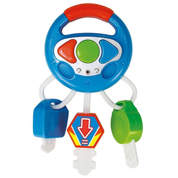 Развивающие игрушки для малышей ToysLab (Bebelino)