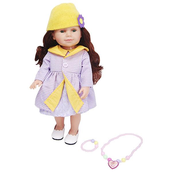 Куклы и пупсы Lilipups LVY006 Кукла с аксессуарами 40 см фото