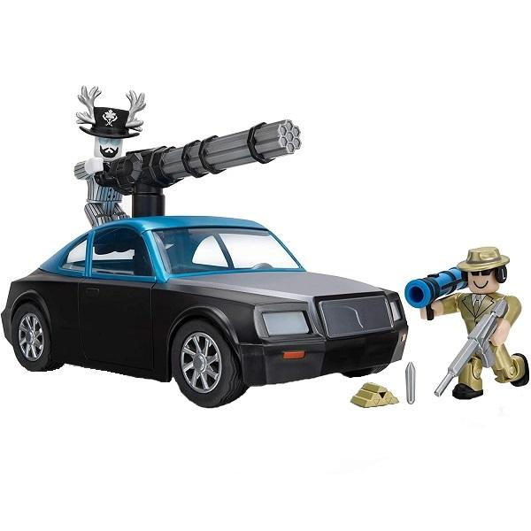 Купить Roblox ROB0341 Фигурка героя с транспортным средством Jailbreak: The Celestial с аксессуарами