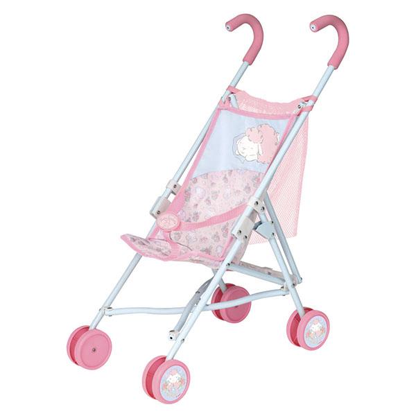 Zapf Creation Baby Annabell 1423478 Бэби Аннабель Коляска-трость с сеткой, 2017, Коляска Zapf Creation  - купить со скидкой