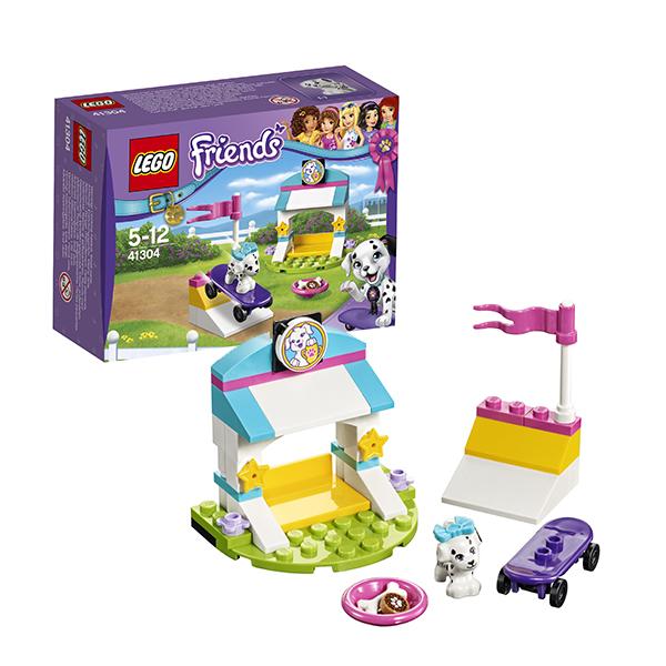 Lego Friends 41304 Конструктор Лего Подружки Выставка щенков: Скейт-парк