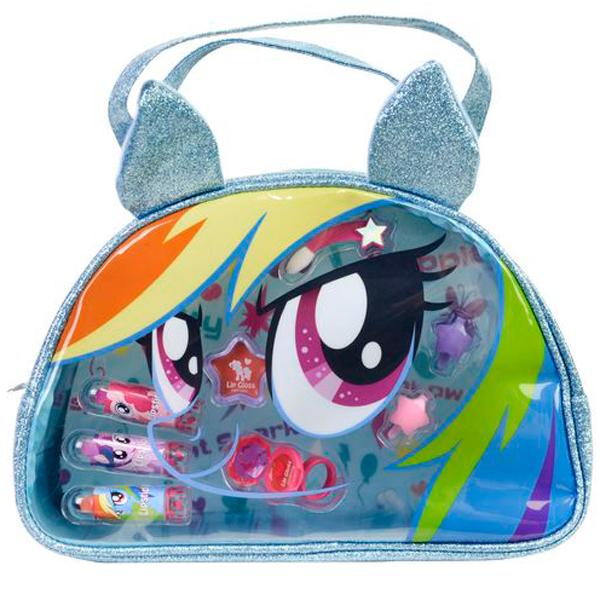Markwins 9802451 My Little Pony Игровой набор детской декоративной косметики в сумочке - Косметика и аксессуары